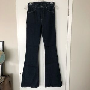 Citzens of Humanity flare jeans - like new!